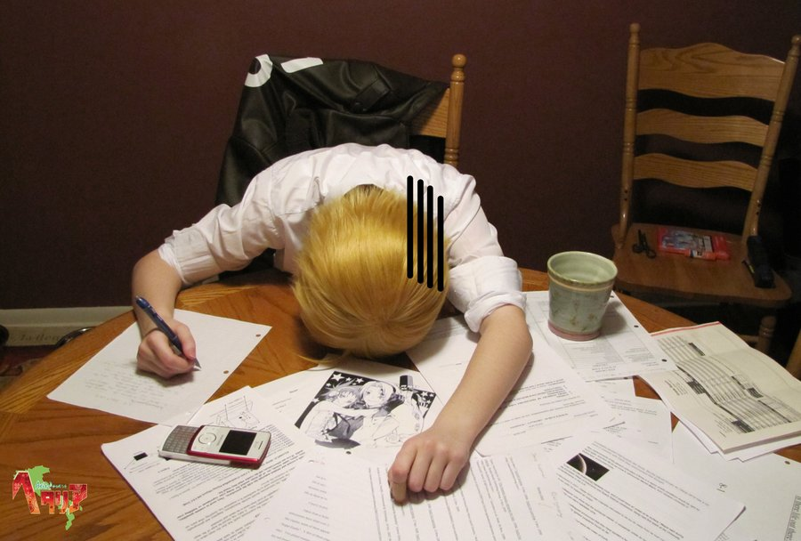 too_much_paperwork____by_sakurakeyblader78
