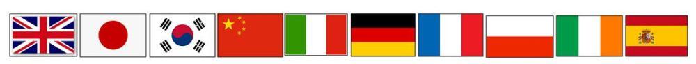 language divider