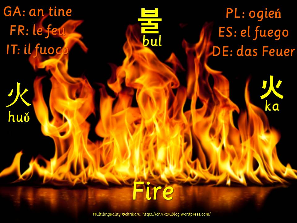 multilingual flashcards updated fire