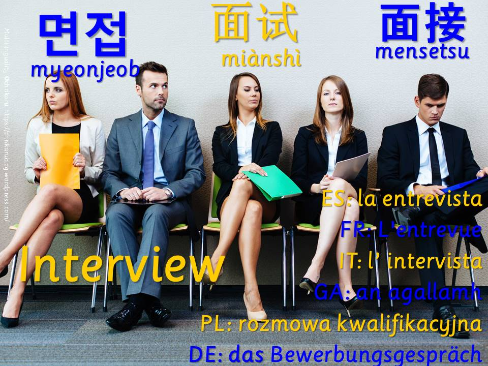 multilingual flashcards updated interview