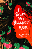 I wore my blackest hair cover