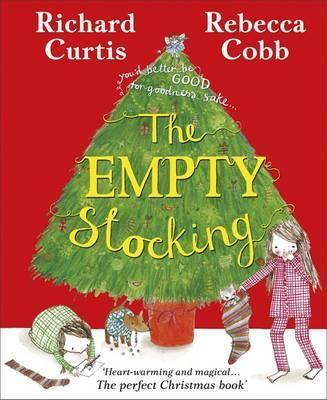 empty stocking cover