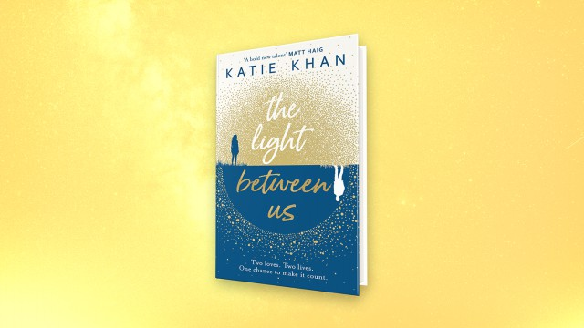 The Light Between Us Twitter cover reveal image March 2018