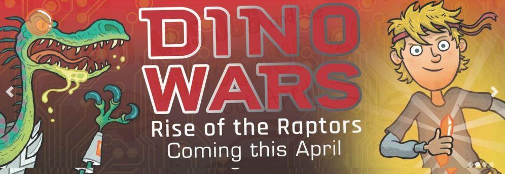 dinowars banner