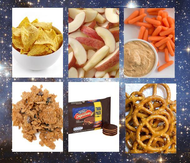 S4S 9 snacks