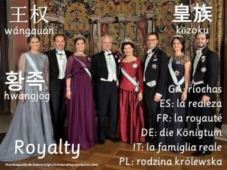 multilingual flashcards royalty