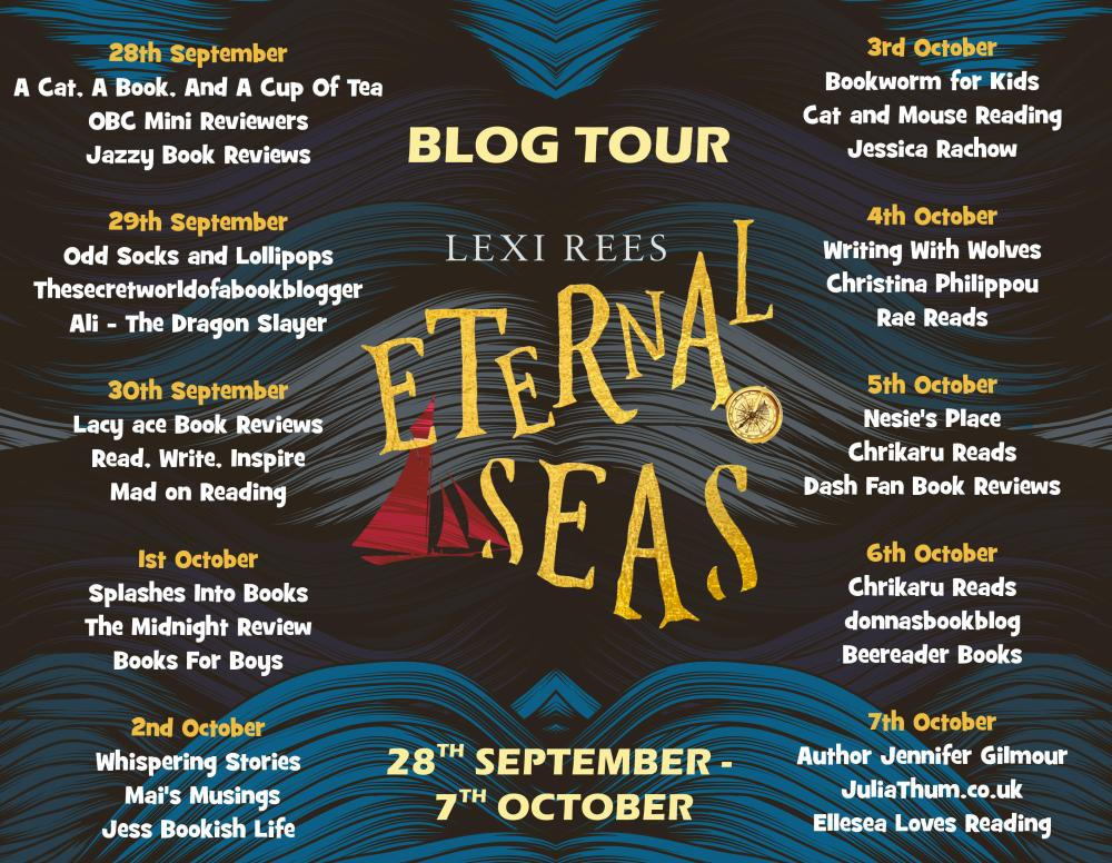 Eternal Seas Full Tour Banner