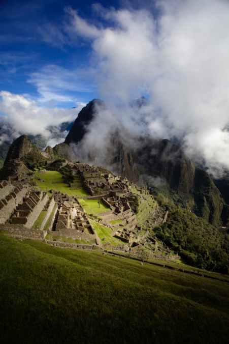 history ancient peru south america