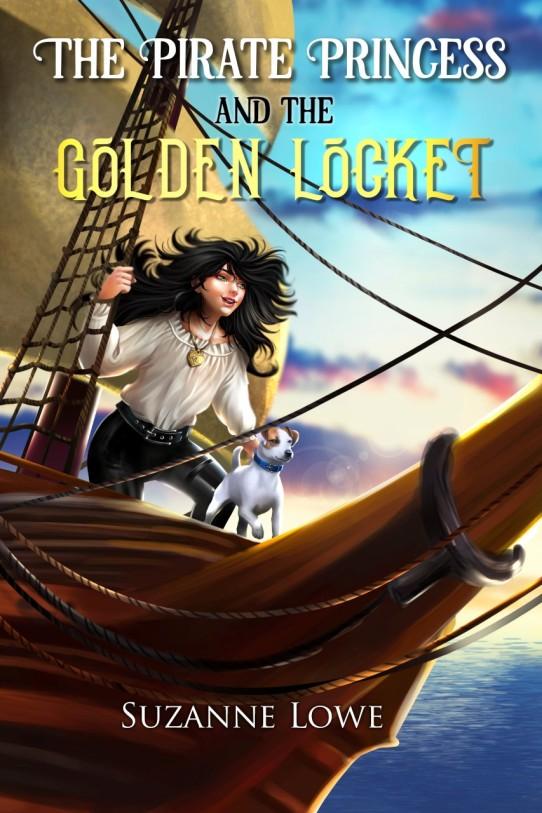 The Pirate PrincessEbooks_ cover