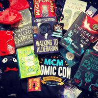 MCM Blogger Brunch and Comic Con