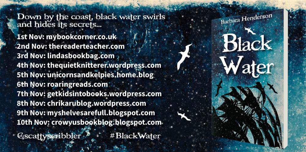 Black Water Blog Tour