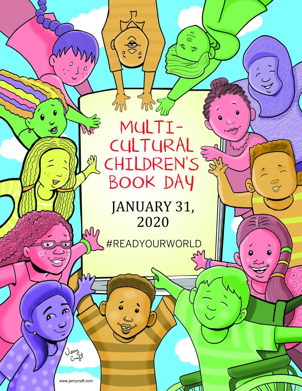 MultiCulturalChildrensBookDay 2020 poster (2)