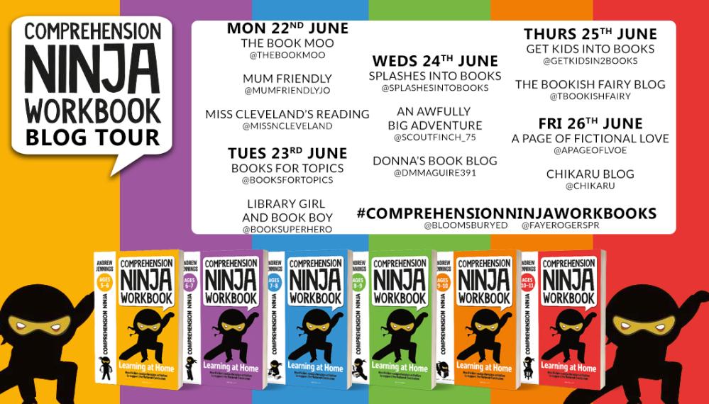 Comprehension Ninja Banner2